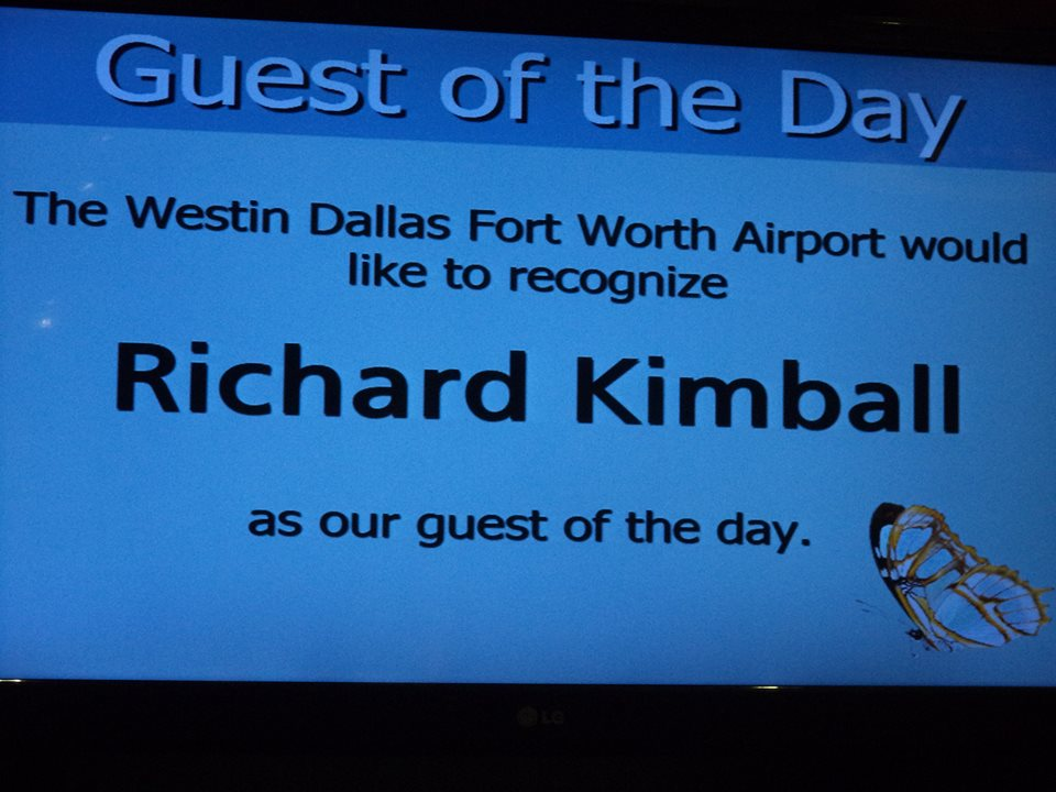 Dr. Richard Kimball