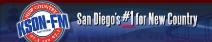 KSON San Diego