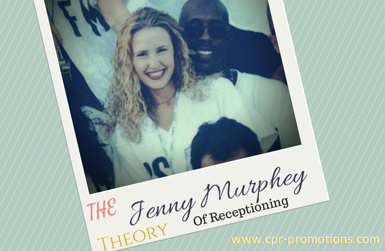 The Jenny Murphey Theory Of Receptioning
