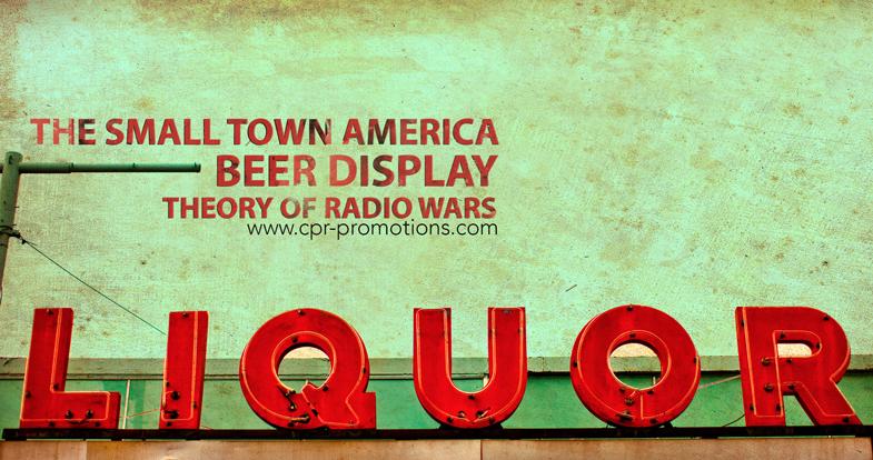 Theory of Beer Display CPR Blog